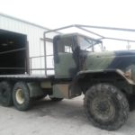 Beeville Military 5 ton Before